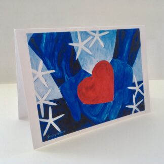 Notecards by Leslie Heffron, c""