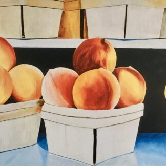 "Paintings by Leslie Heffron, ""Farm Fresh"""